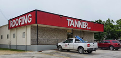Tanner Roofing Office