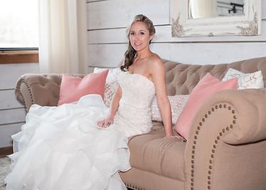 Wedding dress bride  dallas wedding bridal suite wedding venue