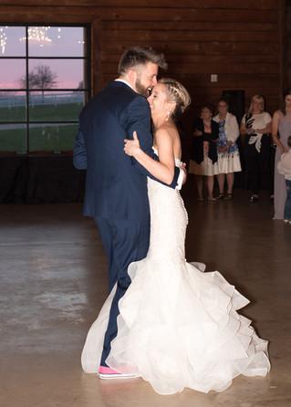 first dance bride groom
