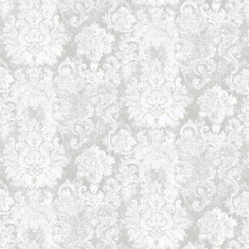 Papel de Parede Floral Vintage Vinílico - Diplomata-3132