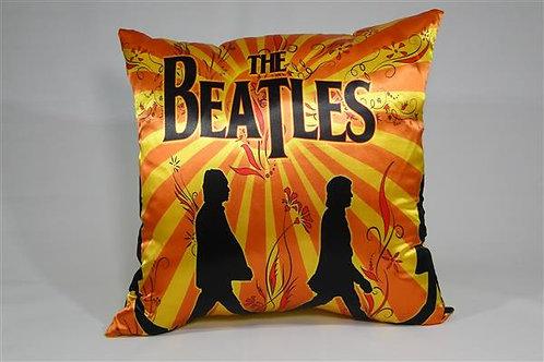 Almofada em Cetim 45cm x 45cm The Beatles