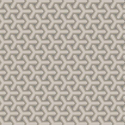 Papel de Parede 3D Geométrico  - Diplomata3125