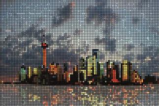 Artes visuais 080-Cidade com efeito de ladrilho.jpg