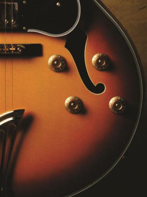 Quadro Guitarra - QD018
