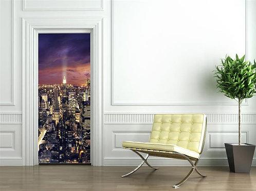 Adesivo para Porta - New York City