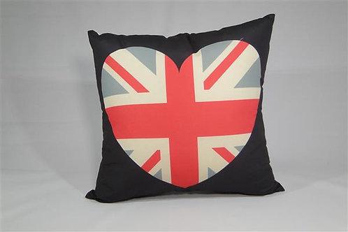 Almofada em Oxford 45cm x 45cm Inglaterra