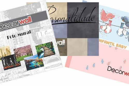 Kit Catálogos Decorwall