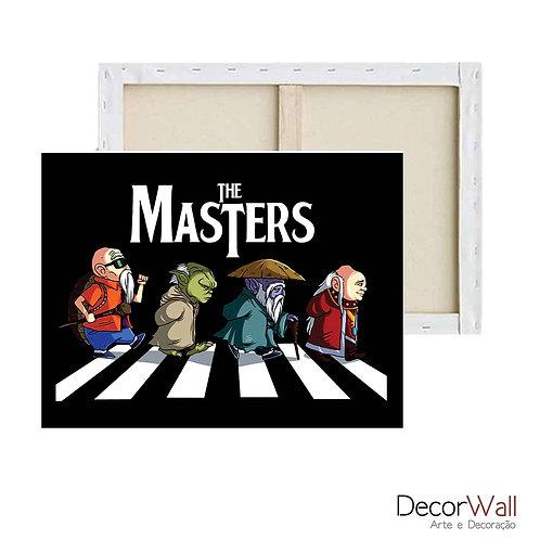 Quadro Decorativo Canvas The Masters