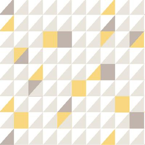 Papel de Parede Auto Adesivo Triângulos Geométricos