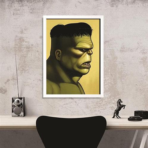 Quadro Comics Hulk - QD036