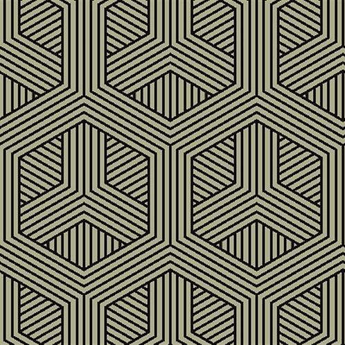Adesivo de Parede Geométrico
