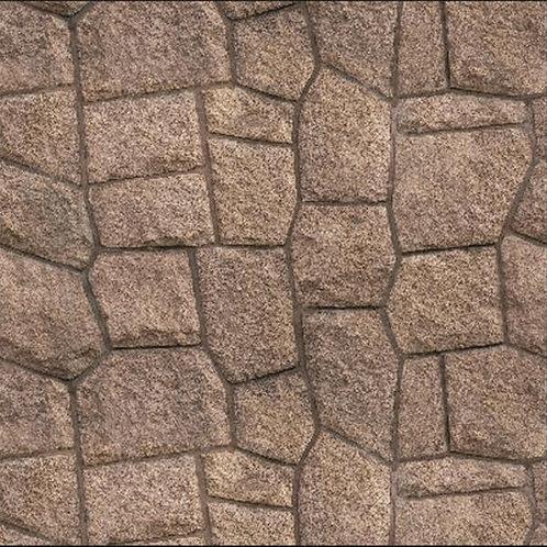 Adesivo de Parede Muro de Pedras