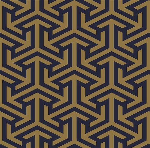 Adesivo de Parede Geometrico