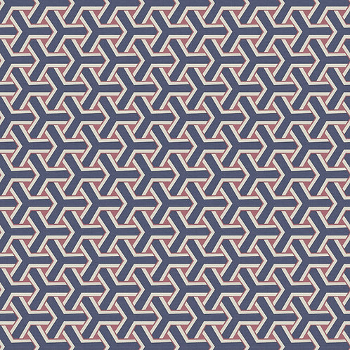 Papel de Parede 3D Geométrico  - Diplomata3154