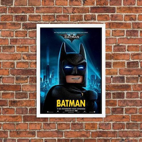 Quadro Batman Lego - QD043