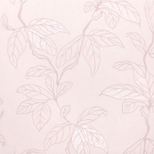 Papel de parede Floral Vinílico Portodesigns