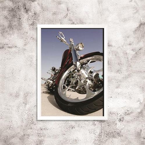 Quadro Moto - QD017