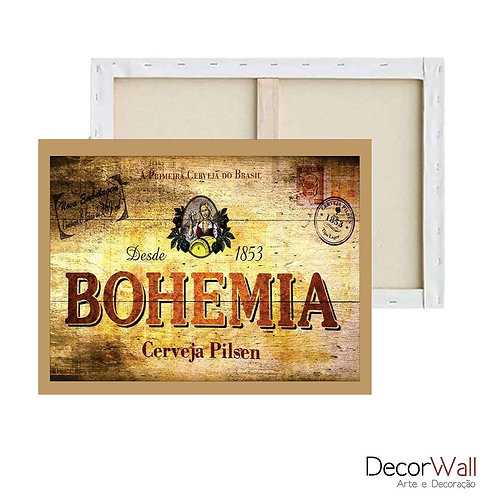 Quadro Decorativo Canvas Bohemia Vintage