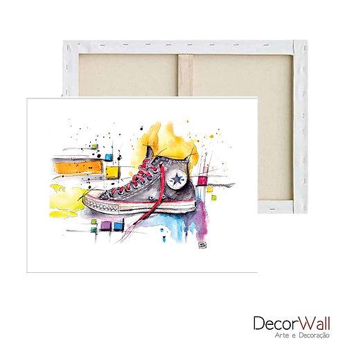 Quadro Decorativo Canvas  All Stare Artistico