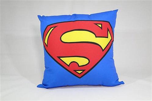 Almofada em Oxford 45cm x 45cm Comics Super Homem