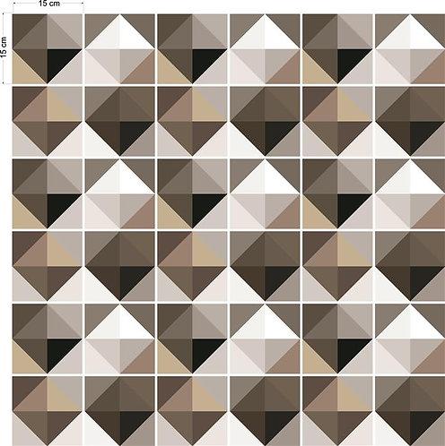 Adesivos Para Azulejo -3D