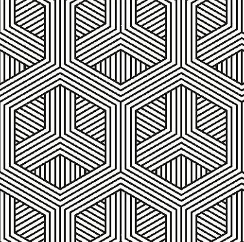 cópia de Adesivo de Parede Geométrico