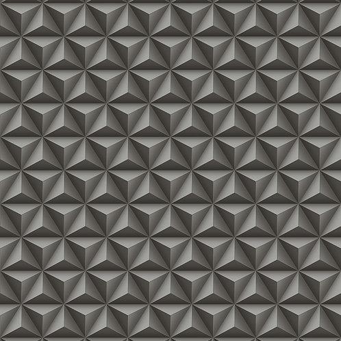 Papel de Parede 3D Geométrico  - Diplomata3123