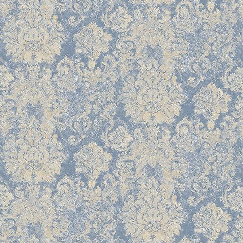 Papel de Parede Floral Vintage Vinílico - Diplomata-3145