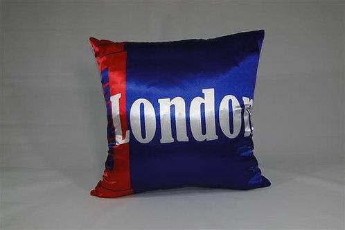 Almofada em Cetim 45cm x 45cm London