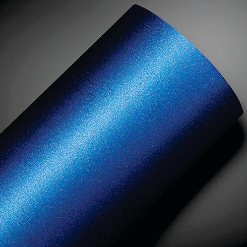 Adesivo Lousa Azul Metalico