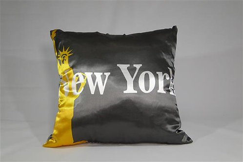 Almofada em Cetim 45cm x 45cm New York
