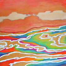 WATER PAINTING BY SAYLOR SURKAMP
