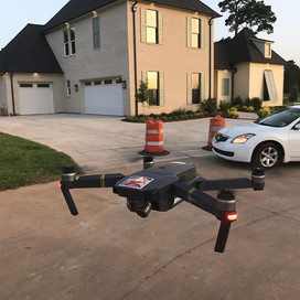 Sunset drone work at @stjude  Dream Home