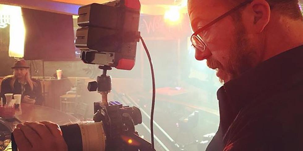 Fairfield Studio Live Stream Test Event