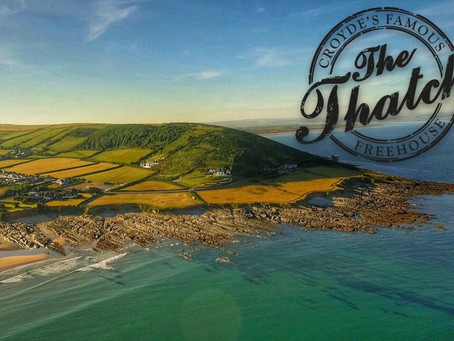 Get the latest news and offers from The Thatch!