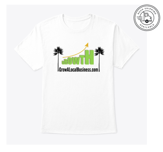 Growth Happens T-Shirt Design