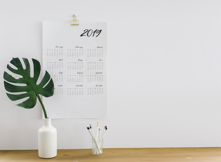Why Plan a Monthly Calendar?