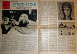 Serce Rosji_Ekran_19 04 1970_No 16