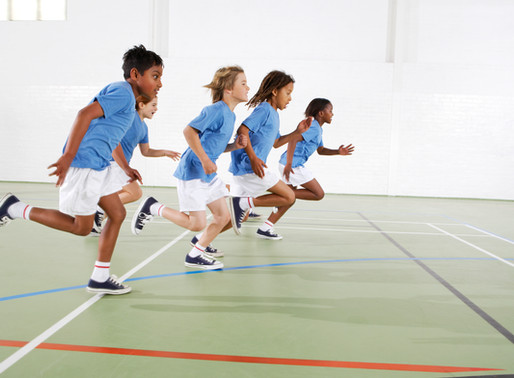 Provide a safe & healthy summer for children. More structured activities equals better rest time!
