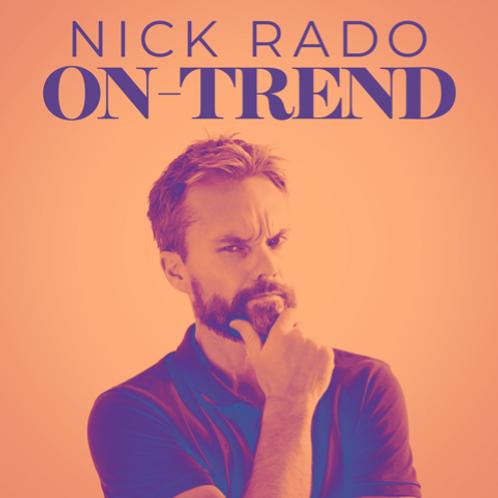 Nick Rado On-Trend Comedy Album