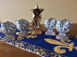 5 prix remportés à Victoriaville