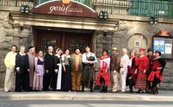 2015 - Don Quichotte devant le Gesù