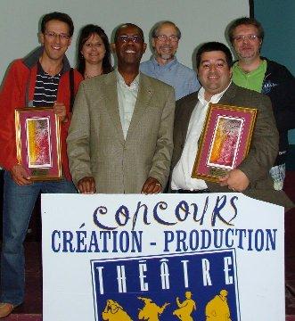 Meilleure production - Gala 2011