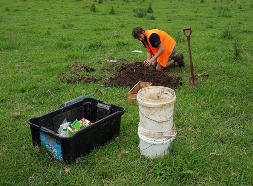 Soil Carbon Mapping and Accounting