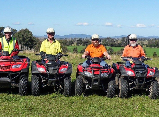 Quad Bike Safety Improvement Program Training Day