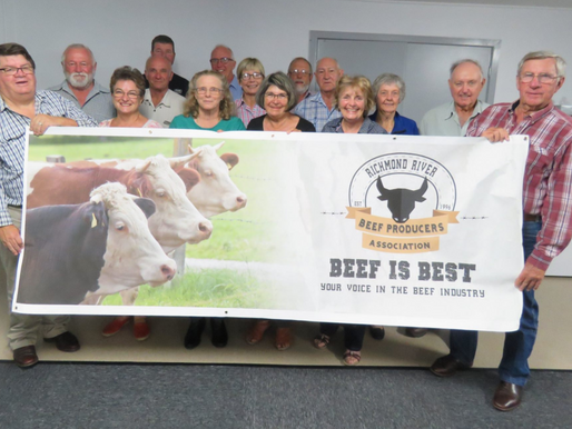 Richmond River Beef Producers Association Monthly Meeting