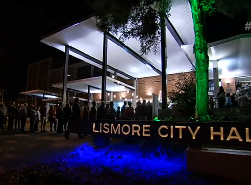 ABC Q & A Program Aired Live From Lismore City Hall