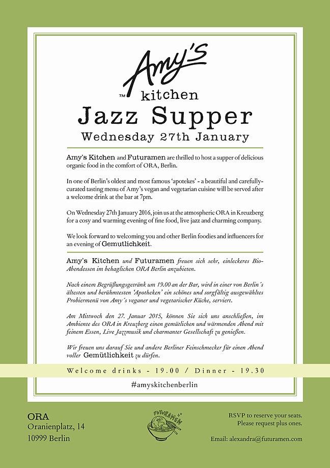 Großartig Jazz Küche Menü Zeitgenössisch   Küchenschrank Ideen .