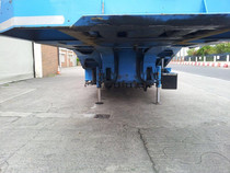 2008 Trax 4 Axle Recovery Trailer