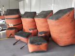 Selction of Air Bag Rescue Cushions